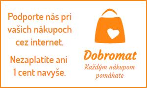 Dobromat.sk - každým nákupom pomáhate
