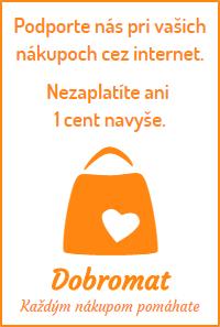Dobromat.sk - nákup, ktorý pomáha